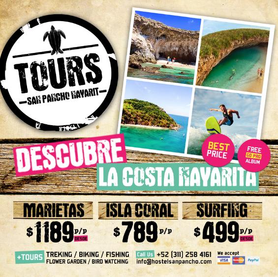 Tours-Riviera-Nayarit